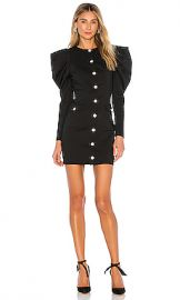 MAJORELLE Coretta Mini Dress in Black from Revolve com at Revolve