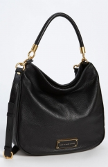 MARC BY MARC JACOBS Too Hot to Handle Hobo in Black at Nordstrom