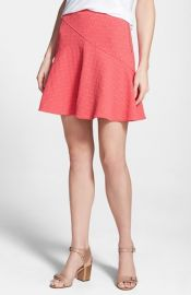 MARC BY MARC JACOBS and39Leynaand39 Dot Jacquard Ponte Skirt at Nordstrom