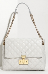 MARC JACOBS Baroque XL Single Leather Shoulder Bag at Nordstrom