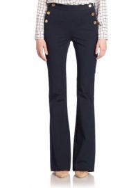MICHAEL MICHAEL KORS - Flared Sailor Pants at Saks Fifth Avenue