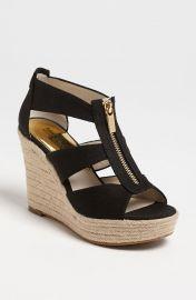 MICHAEL Michael Kors Damita Wedge Sandal Women at Nordstrom