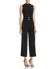 MICHAEL Michael Kors Mock-Neck Jumpsuit at Bloomingdales