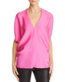 MILLY Bree Cocoon Top Women - Bloomingdale s at Bloomingdales