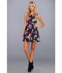 MINKPINK Flower Bomb Dress Multi at 6pm