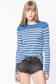 MISS CACHEMIRE JUMPER - SWEATER ZADIG VOLTAIRE at Zadig & Voltaire