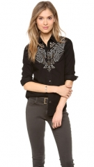 MOTHER Going to California Shirt at Shopbop