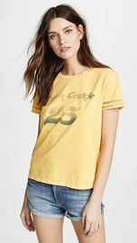 MOTHER The Boxy Goodie Goodie Tee at Shopbop
