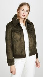 MOTHER The Four Corners Bomber Jacket at Shopbop