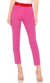 MSGM Slim Trousers in Hot Pink from Revolve com at Revolve