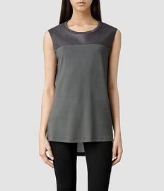 Mabel Top at All Saints