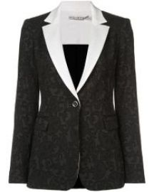 Macey Fitted Blazer by Alice  Olivia at Alice and Olivia
