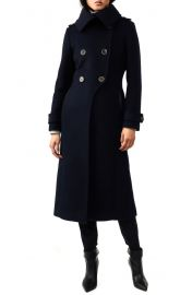 Mackage Elodie-R Double Breasted Wool Blend Coat   Nordstrom at Nordstrom