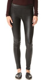 Mackage Leather Leggings at Shopbop