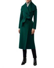 Mackage Mai Lightweight Wool Wrap Coat  Women - Bloomingdale s at Bloomingdales