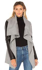 Mackage Vane Coat in Light Grey from Revolve com at Revolve
