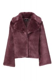 Madam Butterfly Jacket at Unreal Fur
