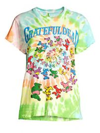MadeWorn - Grateful Dead Bears Tie-Dye Tee at Saks Fifth Avenue