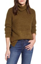 Madewell Turtleneck Sweater   Nordstrom at Nordstrom