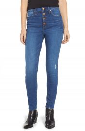 Madewell 10-Inch High Rise Skinny Jeans  Hanna at Nordstrom
