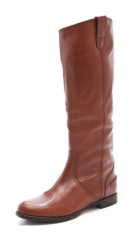 Madewell Archive Leather Boots at Shopbop