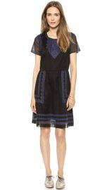 Madewell Augustine Embroidered Dress at Shopbop
