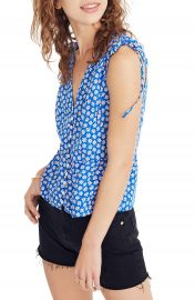 Madewell Belle Daisy Print Tank   Nordstrom at Nordstrom