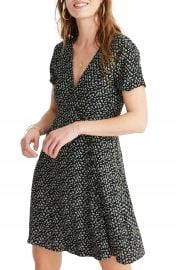 Madewell Button Wrap Dress   Nordstrom at Nordstrom