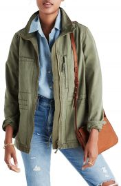 Madewell Fleet Jacket at Nordstrom