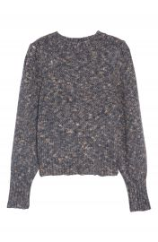 Madewell Pleat Shoulder Pullover Sweater   Nordstrom at Nordstrom
