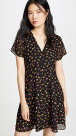 Madewell Retro Silk Dress at Shopbop