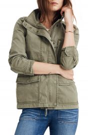 Madewell Surplus Cotton Jacket   Nordstrom at Nordstrom