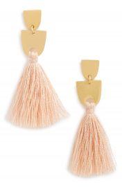 Madewell Tassel Earrings at Nordstrom