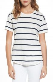 Madewell Whisper Cotton Crewneck Tee at Nordstrom