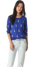 Madewell anchor sweater at Shopbop