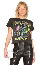 Madeworn The Rolling Stones American Tour Tee in Pigment from Revolve com at Revolve