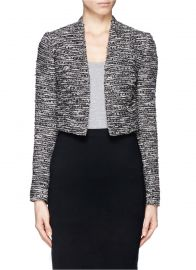 Madine Jacket by Alice and Olivia at Lane Crawford