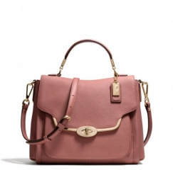 Madison Small Sadie Flap Bag at Coach