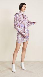 Magda Butrym Kartagena Silk Dress at Shopbop