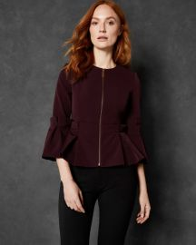 Maggi Jacket by Ted Baker at Ted Baker