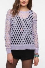 Maggies purple sweater at Urban Outfitters at Urban Outfitters