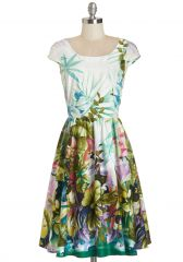 Magnificent Meadow Dress at ModCloth