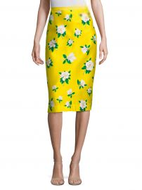 Magnolia Pencil Skirt at Saks Fifth Avenue