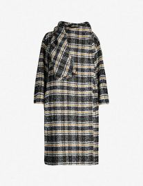 Maje Giolina Coat at Selfridges