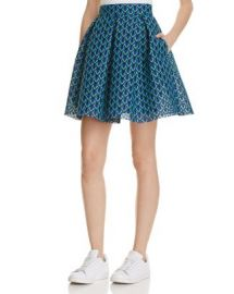 Maje Jungla Lace Skirt - 100  Exclusive at Bloomingdales