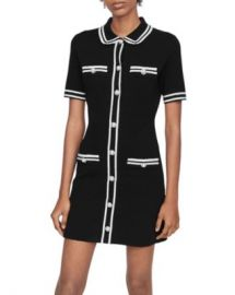 Maje Ravela Tweed Mini Dress Women - Bloomingdale s at Bloomingdales