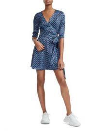 Maje Reanny Wrap Dress Women - Bloomingdale s at Bloomingdales