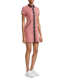 Maje Renati Tweed Dress Women - Bloomingdale s at Bloomingdales