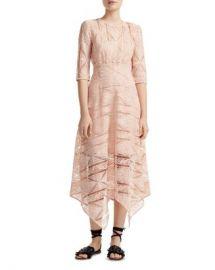 Maje Ripaz Guipure Lace Dress Women - Bloomingdale s at Bloomingdales