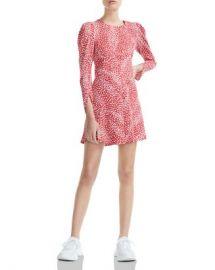 Maje Romie Animal-Print Mini Dress Women - Bloomingdale s at Bloomingdales